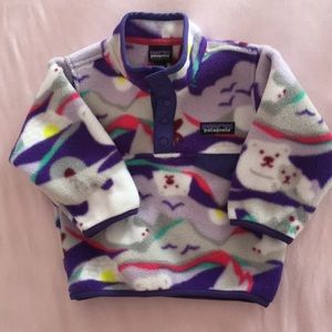 Baby Patagonia pull over